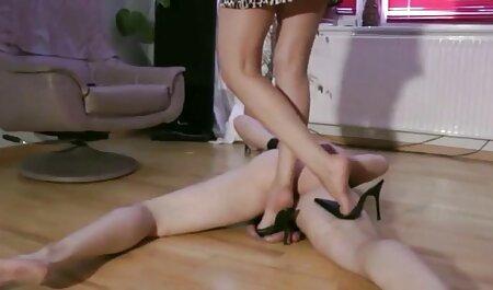 Erin porn afriken footjob