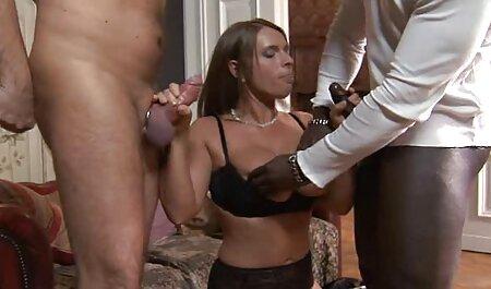 Haleys sexx africain BF essaie les deux trous
