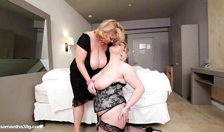 Blonde film x africain bbw granny squirting